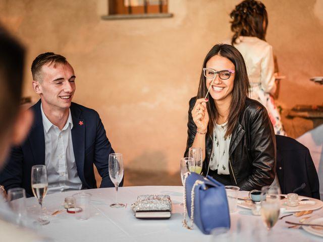 Il matrimonio di Luca e Stefania a Racconigi, Cuneo 181