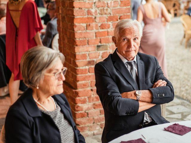 Il matrimonio di Luca e Stefania a Racconigi, Cuneo 182