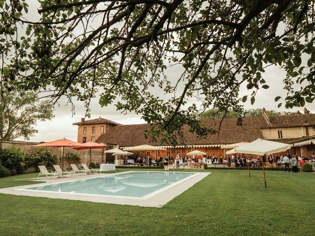 Il matrimonio di Luca e Stefania a Racconigi, Cuneo 183