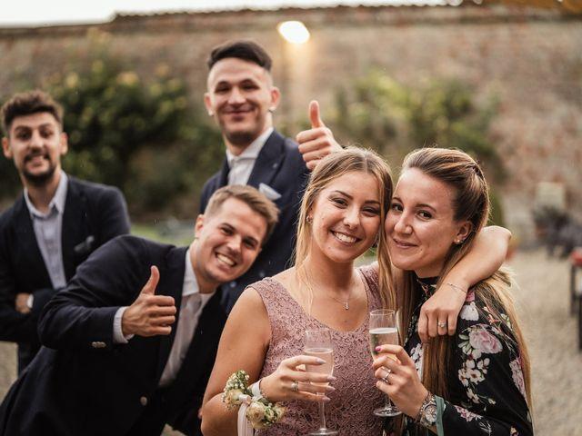 Il matrimonio di Luca e Stefania a Racconigi, Cuneo 191