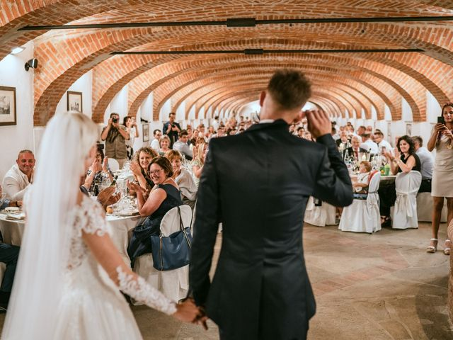 Il matrimonio di Luca e Stefania a Racconigi, Cuneo 196