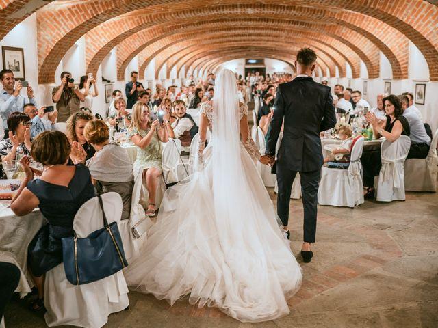 Il matrimonio di Luca e Stefania a Racconigi, Cuneo 197
