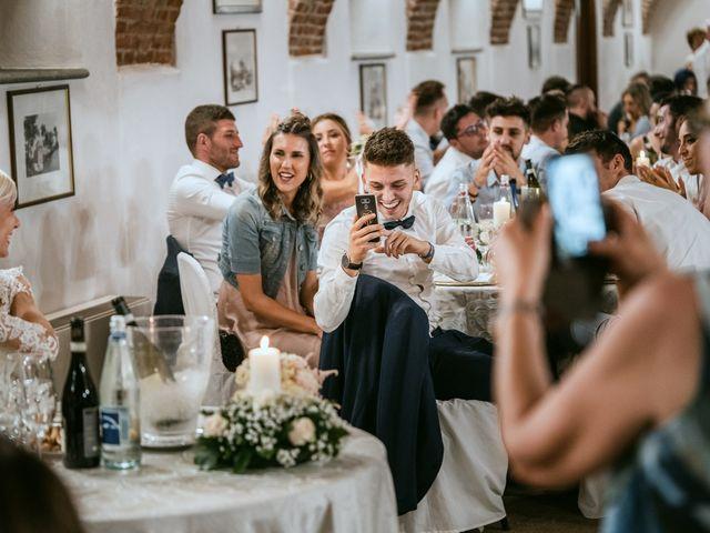 Il matrimonio di Luca e Stefania a Racconigi, Cuneo 199