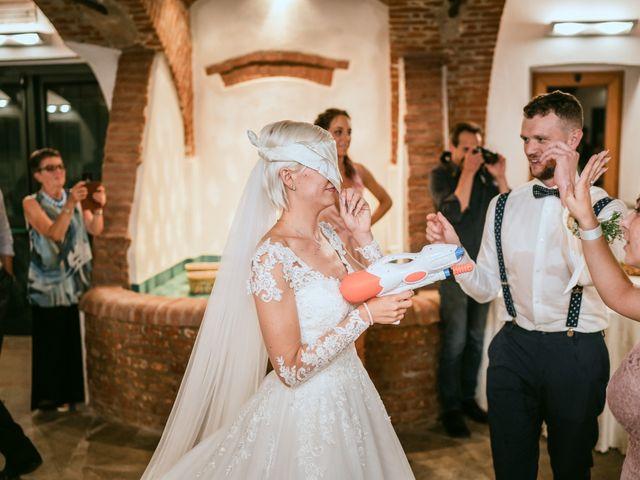 Il matrimonio di Luca e Stefania a Racconigi, Cuneo 201