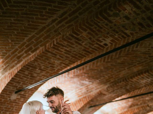 Il matrimonio di Luca e Stefania a Racconigi, Cuneo 205