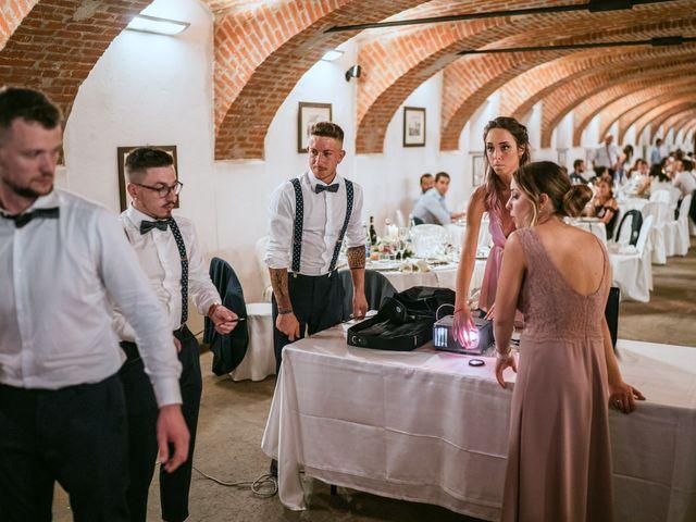 Il matrimonio di Luca e Stefania a Racconigi, Cuneo 209