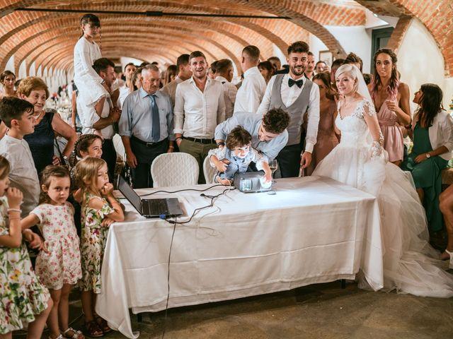 Il matrimonio di Luca e Stefania a Racconigi, Cuneo 210