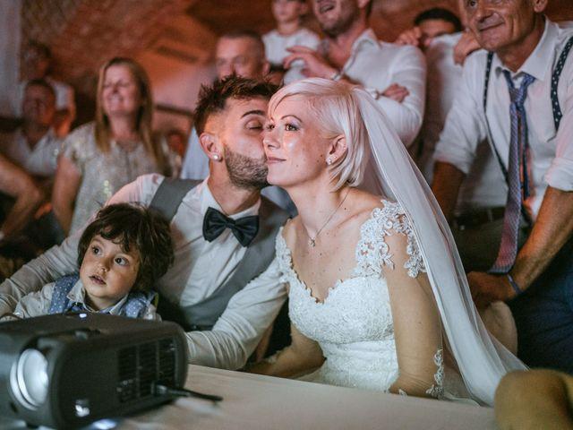 Il matrimonio di Luca e Stefania a Racconigi, Cuneo 212