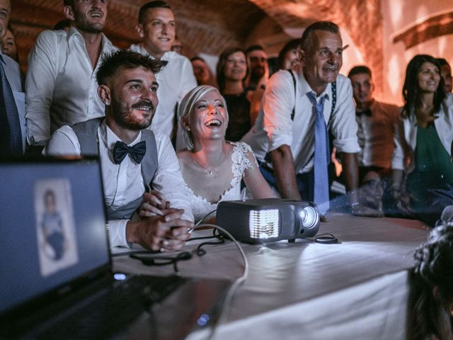 Il matrimonio di Luca e Stefania a Racconigi, Cuneo 213