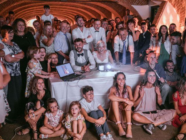 Il matrimonio di Luca e Stefania a Racconigi, Cuneo 214