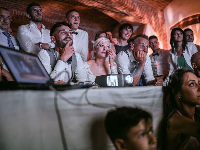 Il matrimonio di Luca e Stefania a Racconigi, Cuneo 217