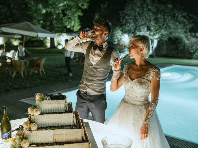 Il matrimonio di Luca e Stefania a Racconigi, Cuneo 225
