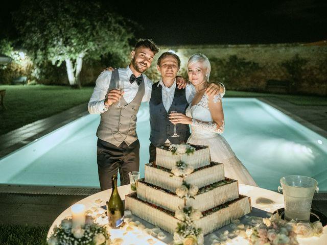 Il matrimonio di Luca e Stefania a Racconigi, Cuneo 227