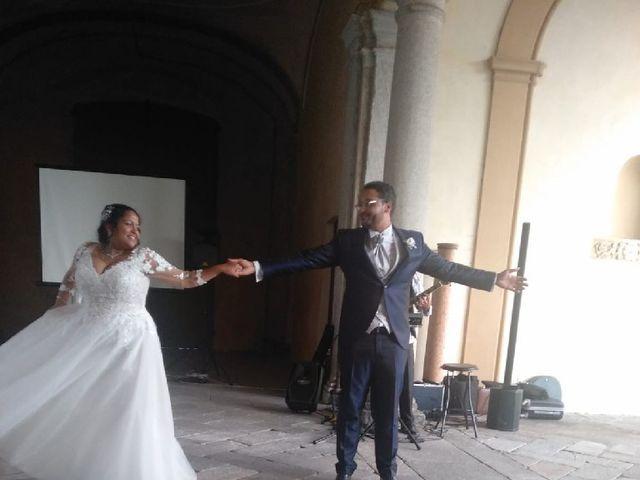 Il matrimonio di Massimo e Keveena a Gazzada Schianno, Varese 6