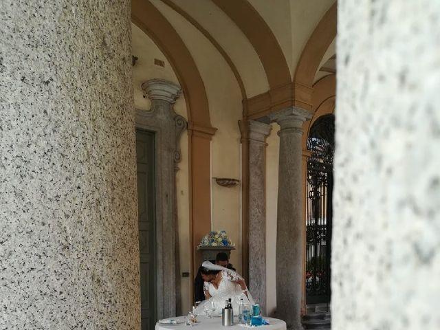 Il matrimonio di Massimo e Keveena a Gazzada Schianno, Varese 7