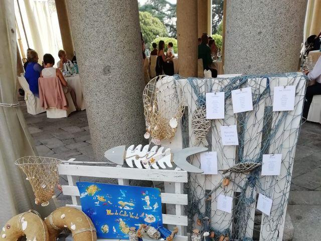 Il matrimonio di Massimo e Keveena a Gazzada Schianno, Varese 10