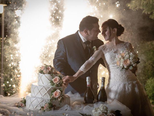 Il matrimonio di Domenico e Antonella a Moiano, Benevento 3