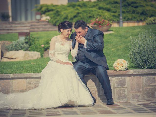 Il matrimonio di Domenico e Antonella a Moiano, Benevento 10