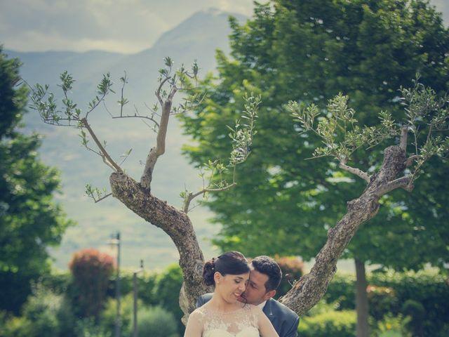 Il matrimonio di Domenico e Antonella a Moiano, Benevento 16