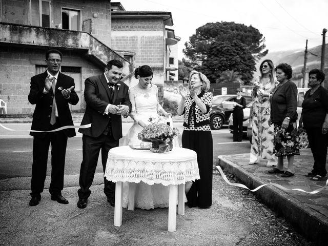 Il matrimonio di Domenico e Antonella a Moiano, Benevento 22