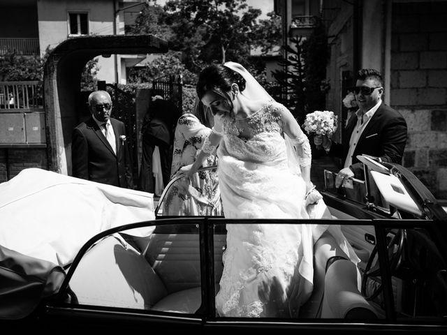 Il matrimonio di Domenico e Antonella a Moiano, Benevento 26