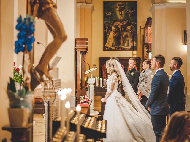 Il matrimonio di Kévin e Marta a Gubbio, Perugia 27