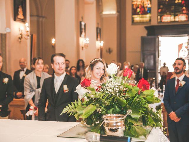 Il matrimonio di Kévin e Marta a Gubbio, Perugia 28