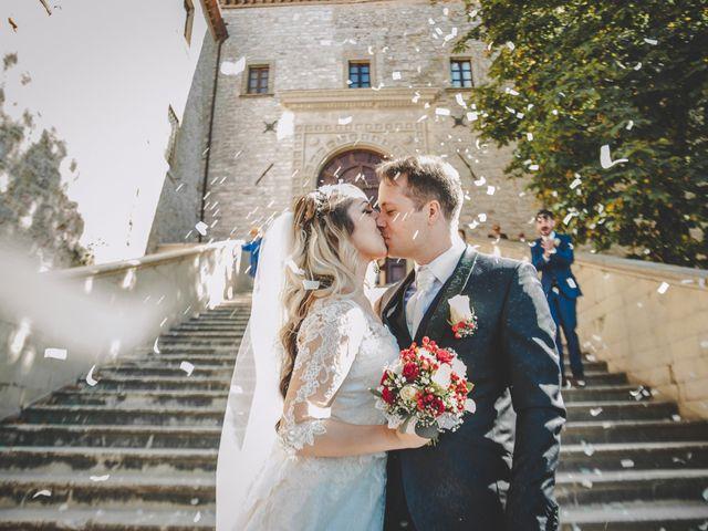 Il matrimonio di Kévin e Marta a Gubbio, Perugia 32