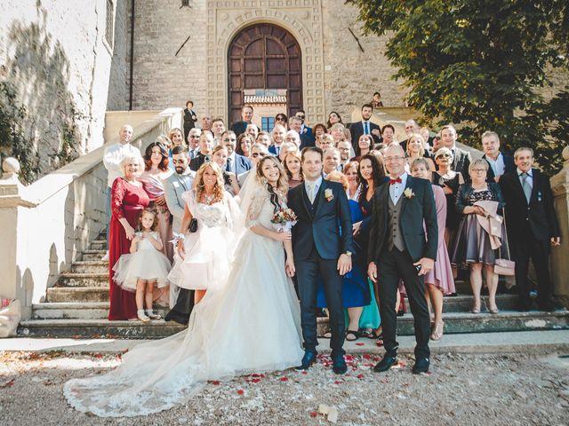 Il matrimonio di Kévin e Marta a Gubbio, Perugia 33