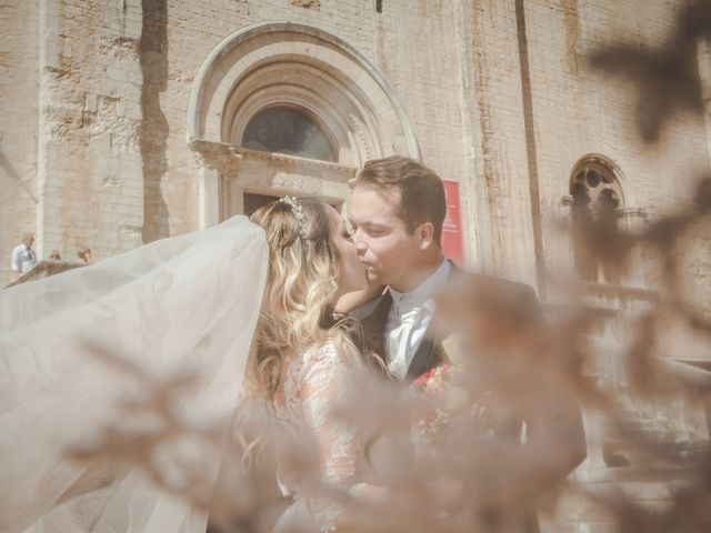 Il matrimonio di Kévin e Marta a Gubbio, Perugia 37