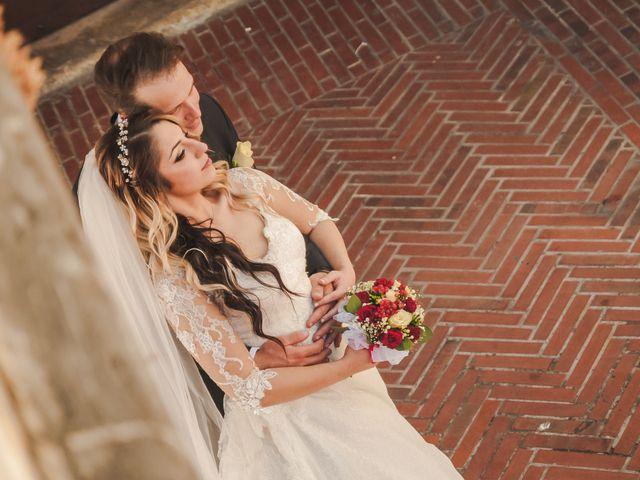Il matrimonio di Kévin e Marta a Gubbio, Perugia 38