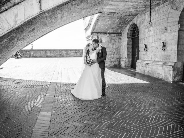 Il matrimonio di Kévin e Marta a Gubbio, Perugia 40