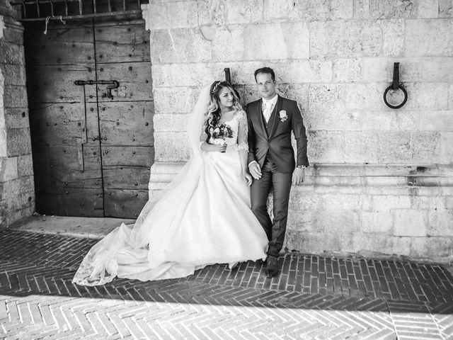 Il matrimonio di Kévin e Marta a Gubbio, Perugia 41