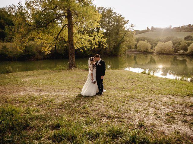 Il matrimonio di Kévin e Marta a Gubbio, Perugia 50