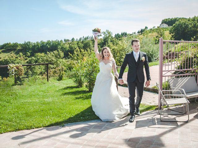 Il matrimonio di Kévin e Marta a Gubbio, Perugia 52