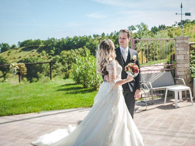 Il matrimonio di Kévin e Marta a Gubbio, Perugia 53