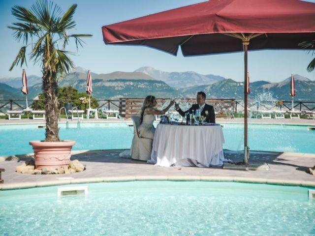 Il matrimonio di Kévin e Marta a Gubbio, Perugia 57