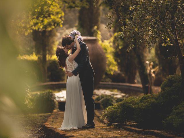 Le nozze di Caterina e Samuel