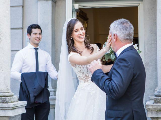 Il matrimonio di Marco e Stefania a Moltrasio, Como 21