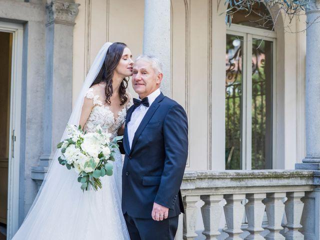Il matrimonio di Marco e Stefania a Moltrasio, Como 22