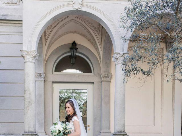 Il matrimonio di Marco e Stefania a Moltrasio, Como 23