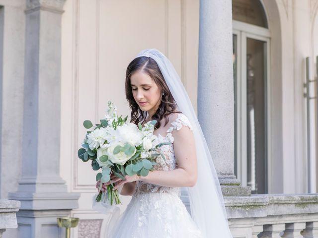 Il matrimonio di Marco e Stefania a Moltrasio, Como 24