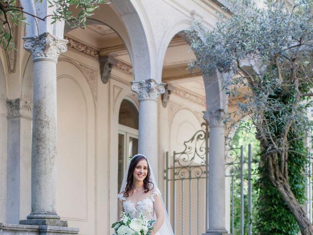 Il matrimonio di Marco e Stefania a Moltrasio, Como 26