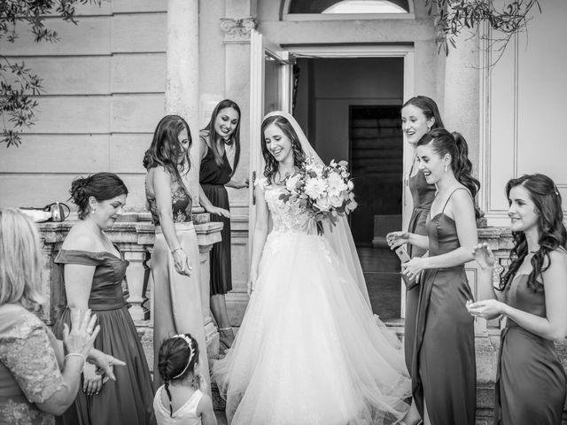 Il matrimonio di Marco e Stefania a Moltrasio, Como 27