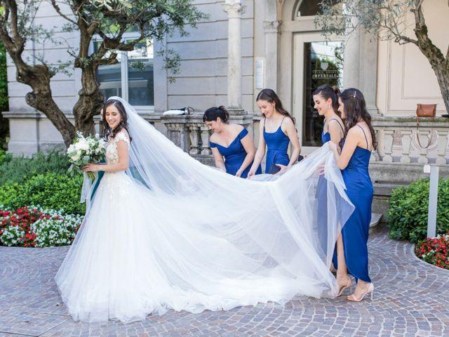 Il matrimonio di Marco e Stefania a Moltrasio, Como 30