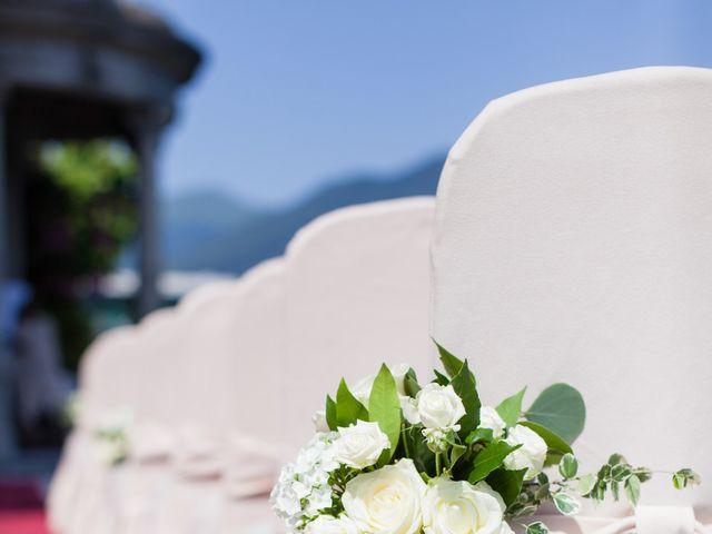 Il matrimonio di Marco e Stefania a Moltrasio, Como 31