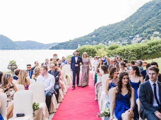 Il matrimonio di Marco e Stefania a Moltrasio, Como 34