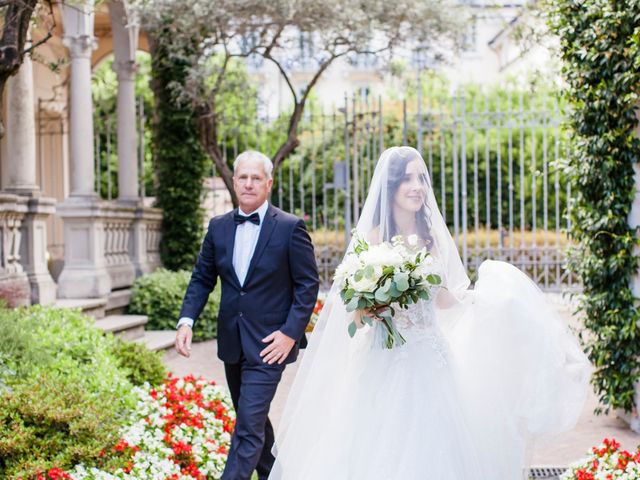 Il matrimonio di Marco e Stefania a Moltrasio, Como 36
