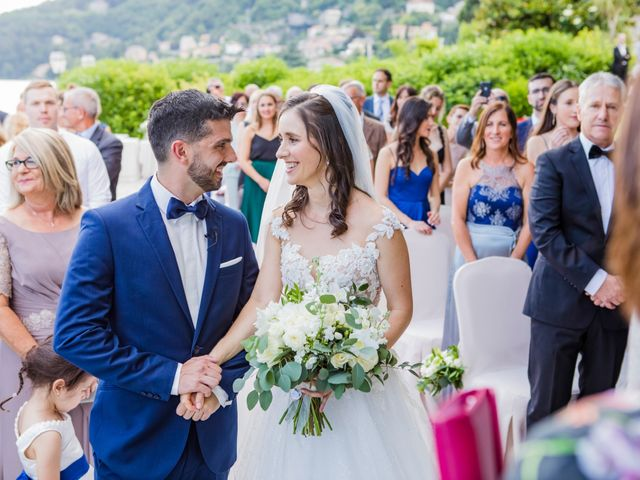 Il matrimonio di Marco e Stefania a Moltrasio, Como 39