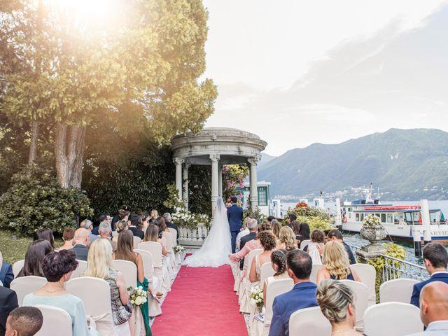 Il matrimonio di Marco e Stefania a Moltrasio, Como 40